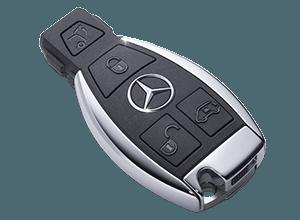 Copia de llave mercedes grupoapertcar s l for Hacer copia llave coche