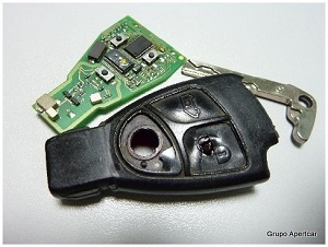 Reparación de mandos de coche-Grupoapertcar