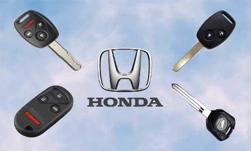 Llaves de coche Honda en grupo Apertcar