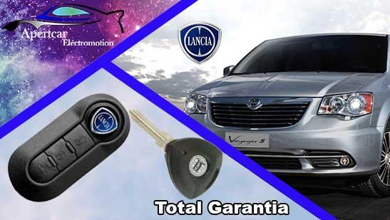 Llaves de coche Lancia en grupo Apertcar