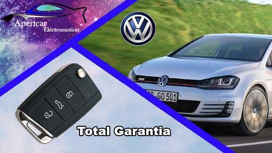 Llaves de Volkswagen en Grupo apertcar