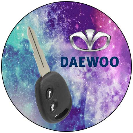 Llaves de coche Daewoo-Apertcar-Rubí