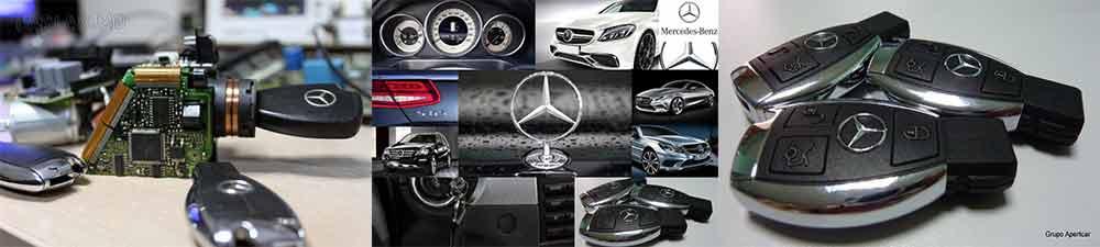 Reparación-de-llave-de-Mercedes-Benz-Grupo-Apertcar-Rubí-Barcelona