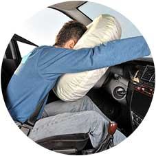 reparación-filtrado de airbag en Rubí
