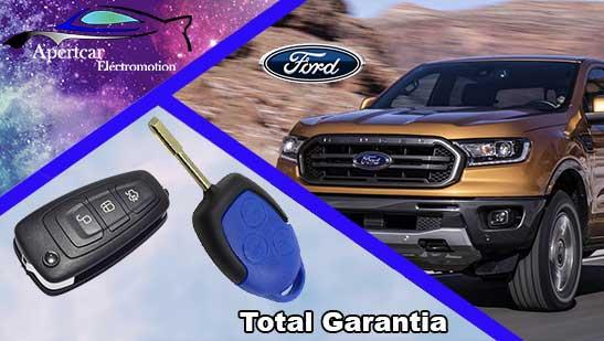 Llaves de coche Ford en grupo Apertcar