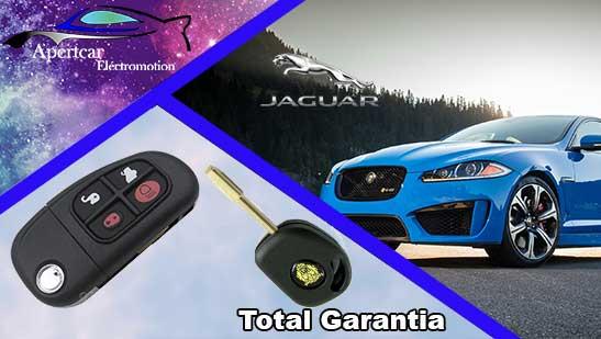 Llaves de coche Jaguar en grupo Apertcar