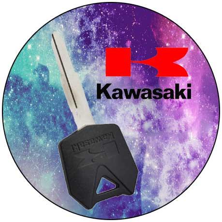 Llaves de moto Kawasaki en grupo Apertcar