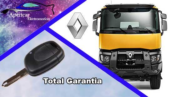 Llaves de Camion Renault en grupo Apertcar